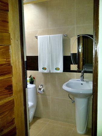 Bosay Resort: Toilet