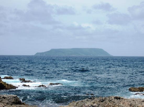 Pointe des Chateaux: La Desirade island