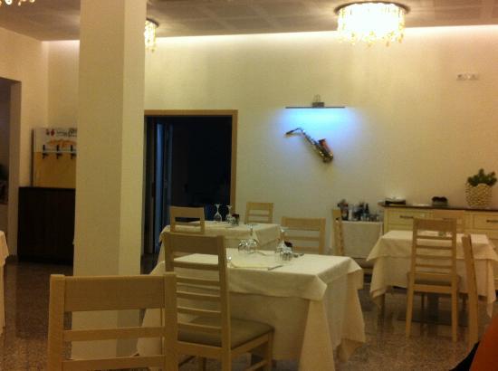 Hotel Ristorante Cesare: Il ristorante