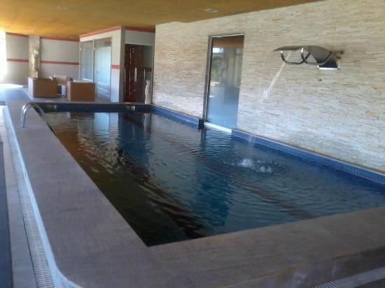Vassouras Eco Resort : spa