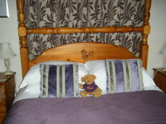 Chestnuts Guest House: room 2 with teddy!