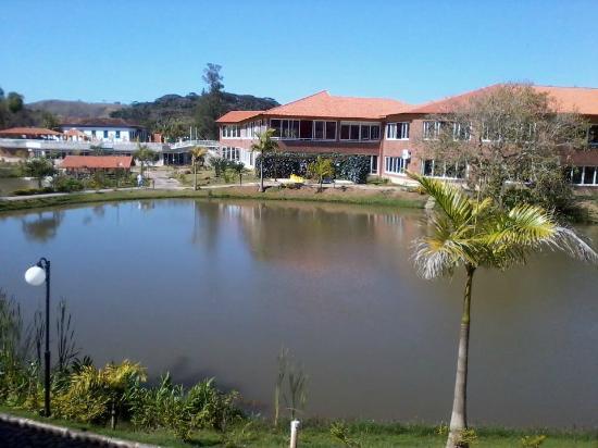 Vassouras Eco Resort : lago