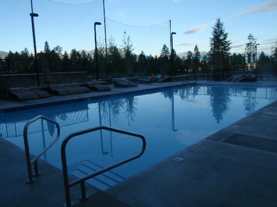 Copper Point Resort: Outdoor pool