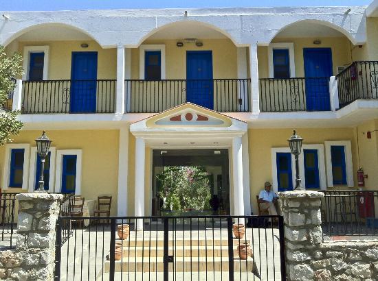 Castellania Hotel: ΕΙΣΟΔΟΣ