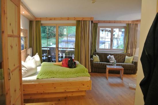 Castello Königsleiten: Room