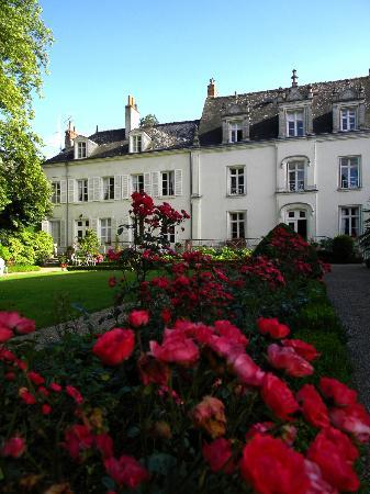 Hotel le Clos d'Amboise: lovely gardens