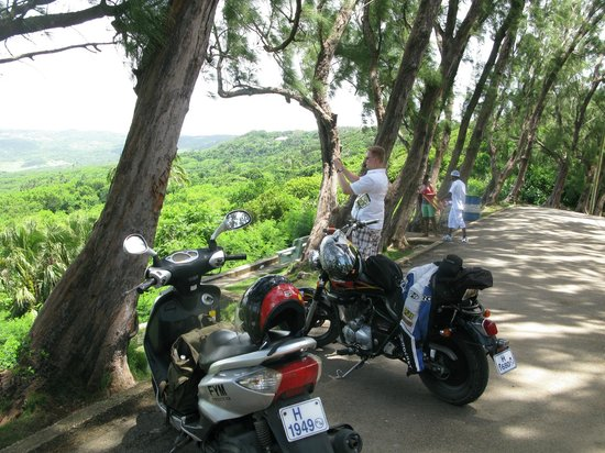 Caribbean Motorcycle Guided Tours