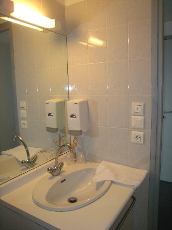 Amadour Hotel : distributeur de savon