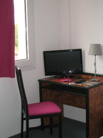 Amadour Hotel : coté fenetre
