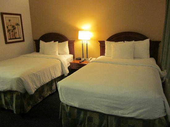 BEST WESTERN Port St. Lucie: beds