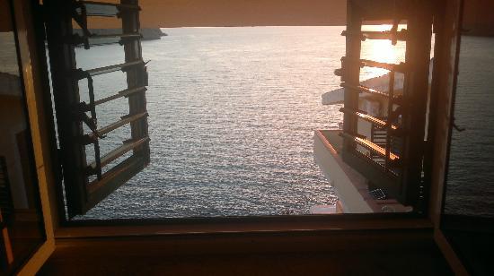 Albergo Miramare: Camera sul mare
