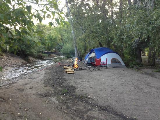 Along the River RV Park: Along the River Campground