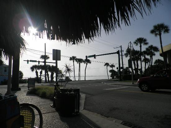 Mulligan's Beach House Bar & Grill: View