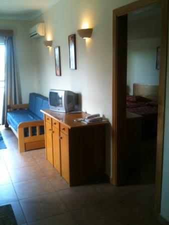 Hotel Alba: salon