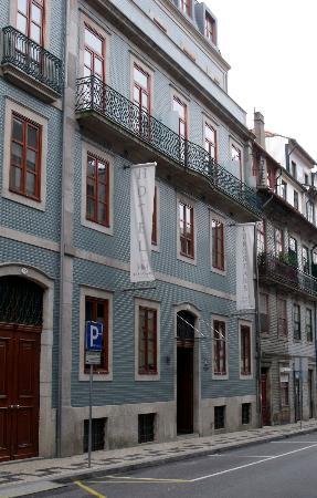Eurostars Das Artes Hotel: la facciata