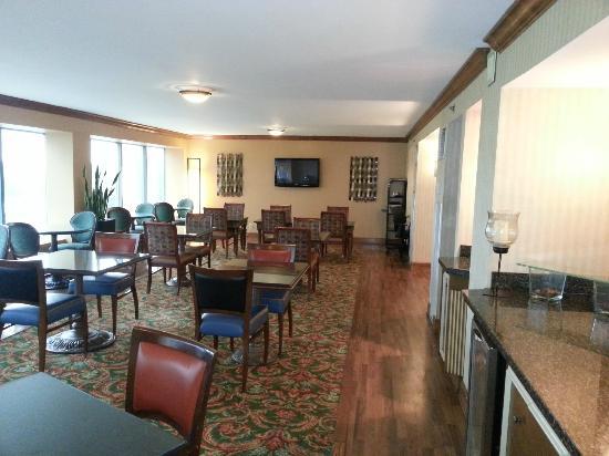 Renaissance Philadelphia Airport Hotel: Club Floor