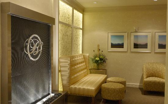 Bushkill Inn & Conference Center: Spa Relaxation Room