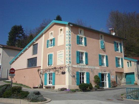 Hauterives, Γαλλία: Chambres d'hôtes Chez l 'Antiquaire