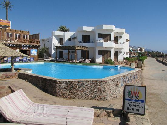 Dyarna Hotel: Dyarna Pool
