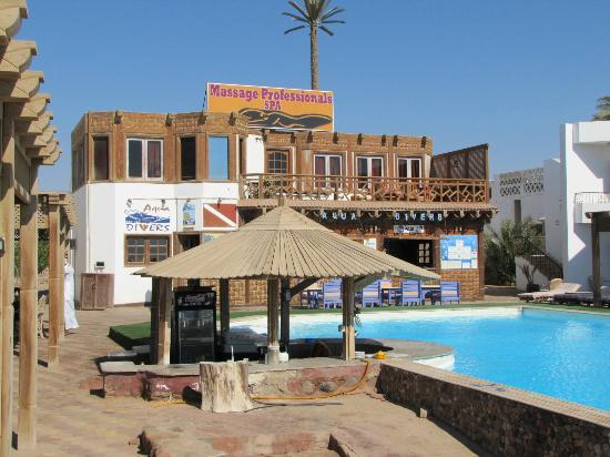 Dyarna Hotel: Dyarna pool & diving