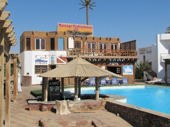 فندق ديارنا دهب: Dyarna pool & diving 