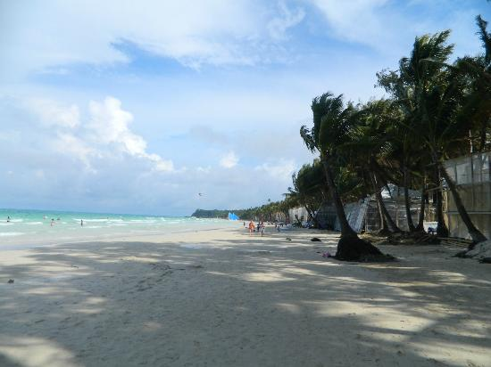 White Beach De Boracay Beachfront