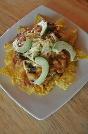 Deli Cafe Restaurant: Nacho vegetariano