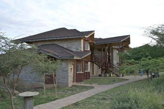 Samburu Simba Lodge: Lodges