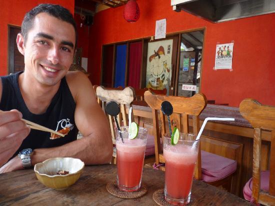Abian Kokoro: restaurante