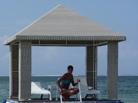 Abian Kokoro: sanur beach