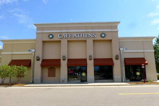 Cafe Athens: Like going to Athens