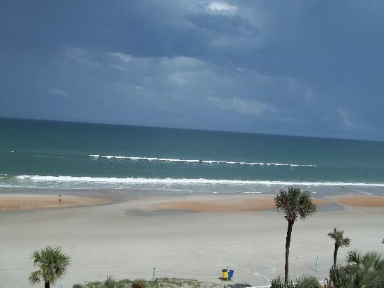 ‪‪Holiday Inn Hotel & Suites Daytona Beach‬: View from our room