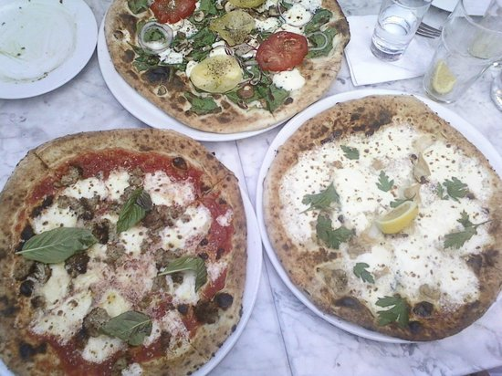 Photo of Italian Restaurant Barboncino Pizza at 781 Franklin Ave, Brooklyn, NY 11238, United States