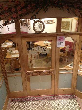 Garni Francescato: sala colazioni