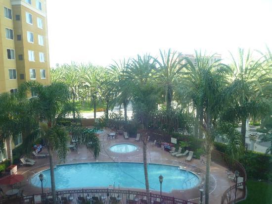 Basketball Court Picture Of Residence Inn Anaheim Resort