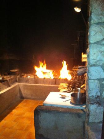 Chez Camille: côté cuisine
