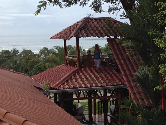 Apartamentos Iguanas: Gazebo