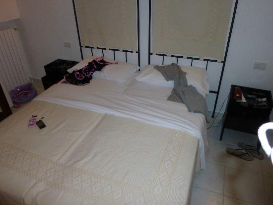 Hotel Punta Est: la nostra camera