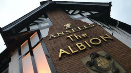 The Albion Ale House