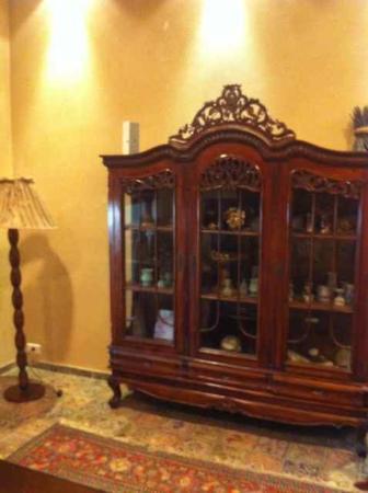 Hotel Massabki: cozy lobby