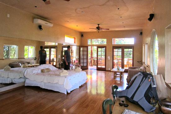 Spyglass Maui Rentals: Yoga studio room