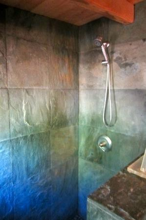 Spyglass Maui Rentals: Shower in private bath