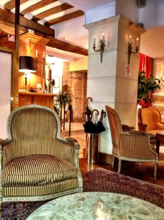Hotel Luxembourg Parc: Reception & Lounge