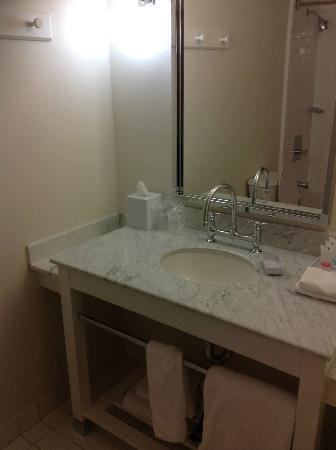 Four Points by Sheraton San Diego: Sink area