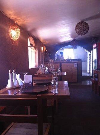Baltinache Restaurant: restaurant