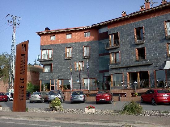 Hotel Conde de Badaran : Exterior Hotel Conde de Badarán