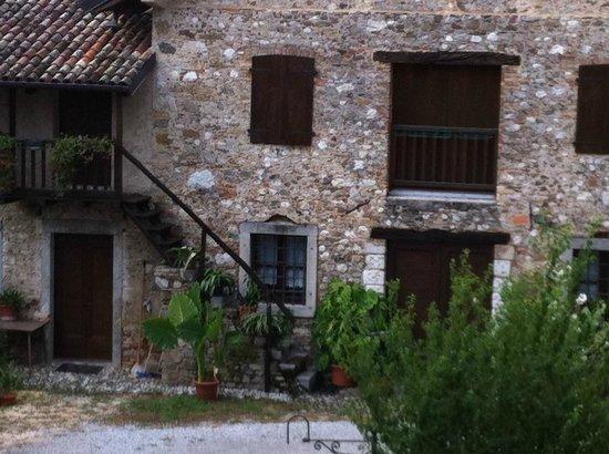 Martignacco, Italie : Uno scorcio di Ca' Marian