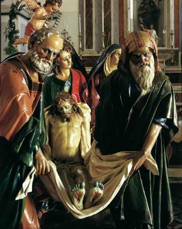Cattedrale di Ruvo di Puglia : la settimana santa...da viverla