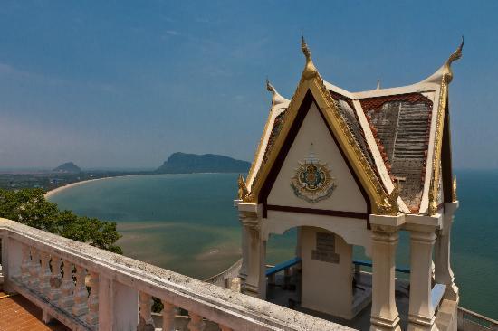 Prachuap Khiri Khan, Tailandia: Khao Chong Kra Chok View