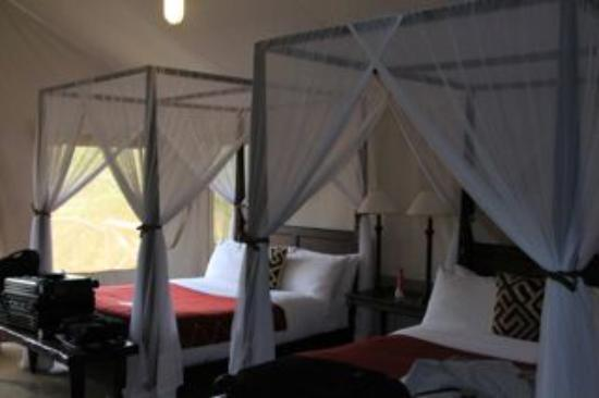 Fairmont Mara Safari Club: My Tent # 15